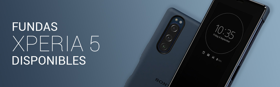Fundas Sony Xperia 5