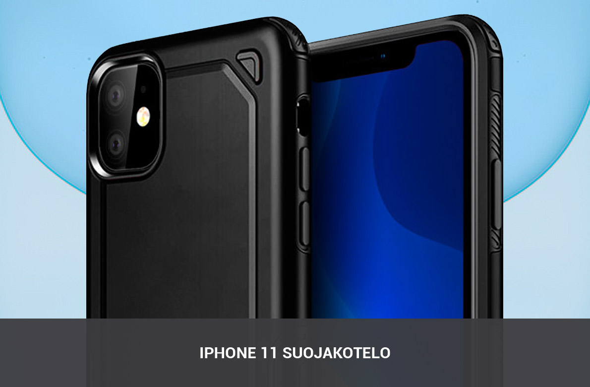 iPhone 11 Deksel