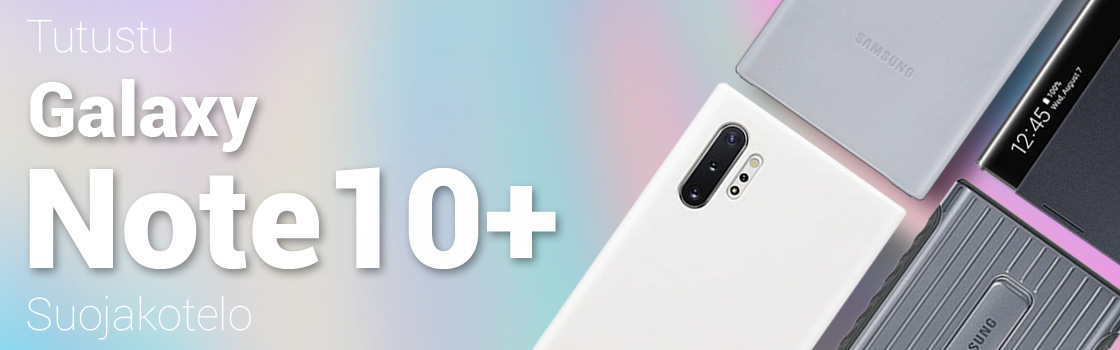Samsung Note 10 Plus suojakotelo