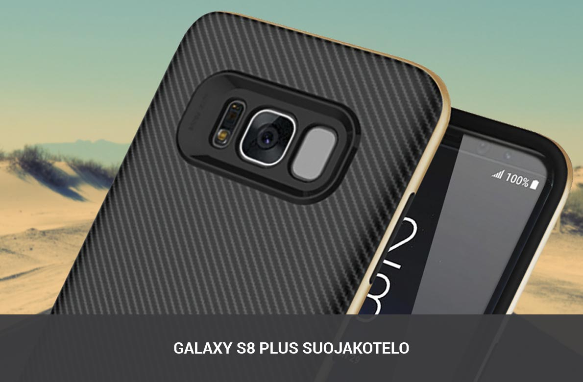 Galaxy S8 Plus suojakotelo