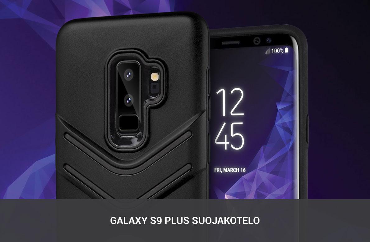 Samsung Galaxy S9 Plus suojakotelo