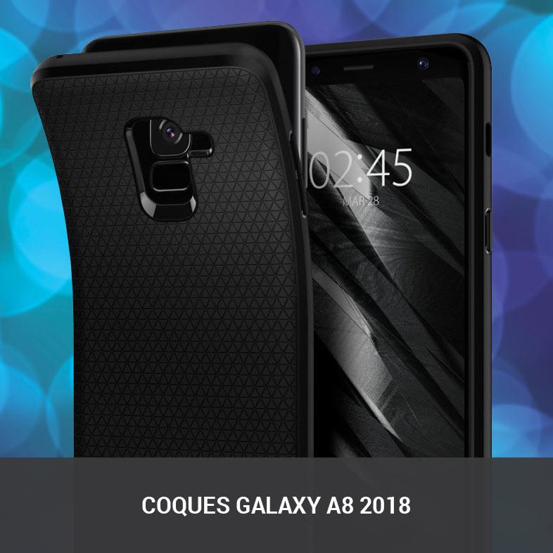 Coques Samsung A8 2018