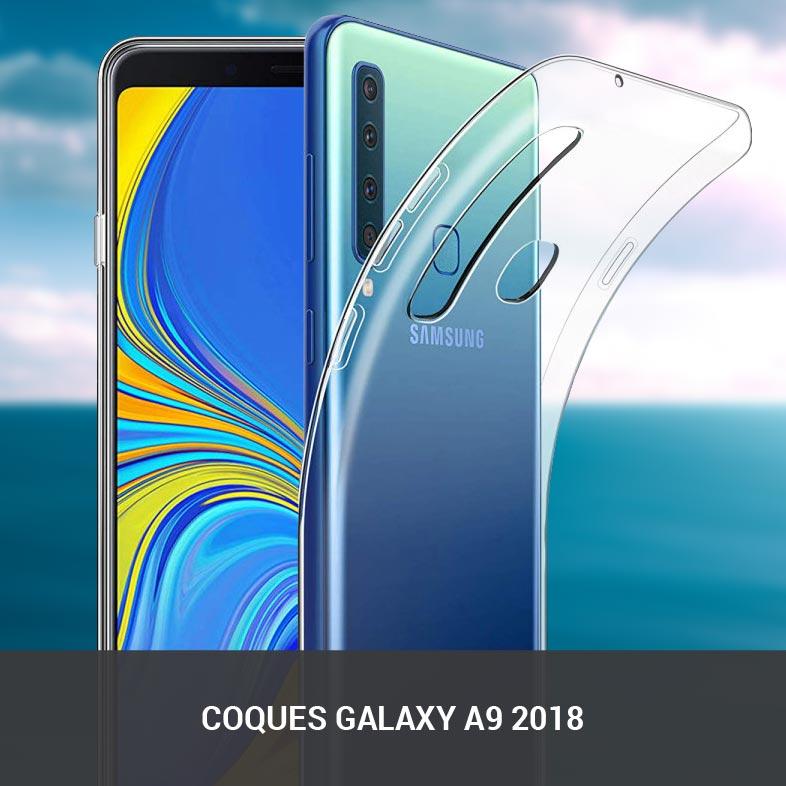 Coques Galaxy A9 2018