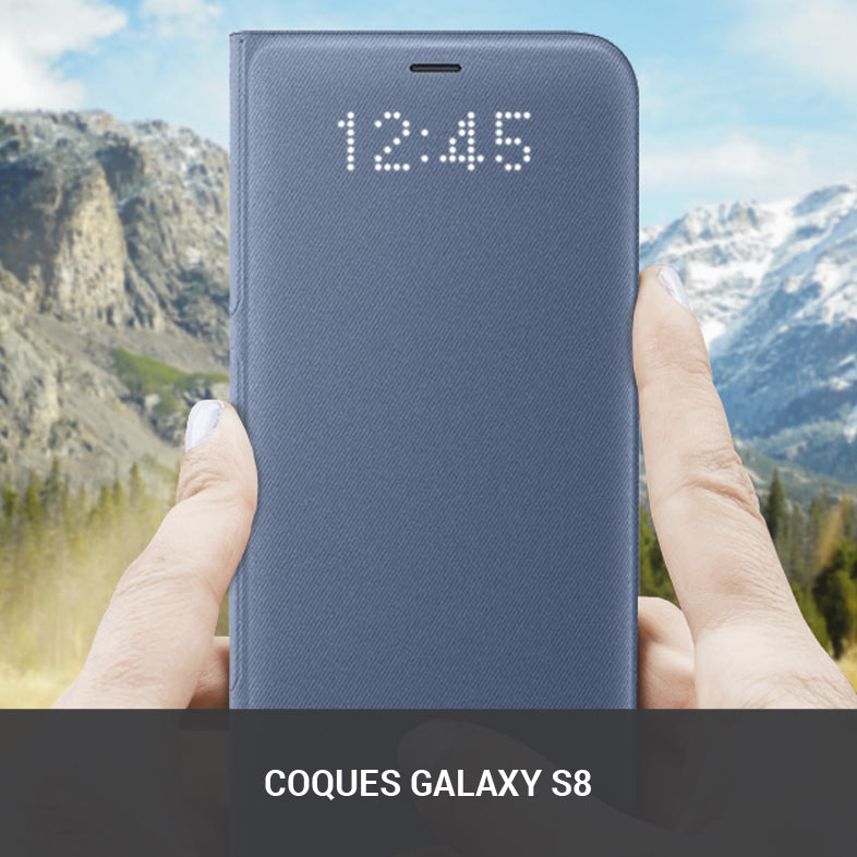 Coques Samsung Galaxy S8