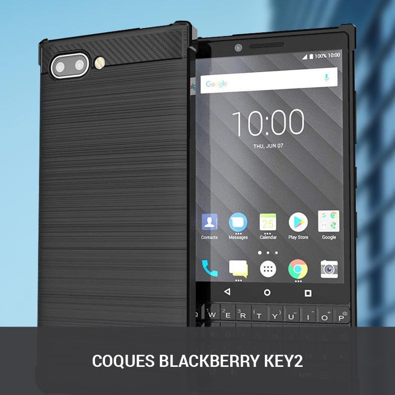 Coques BlackBerry Key2