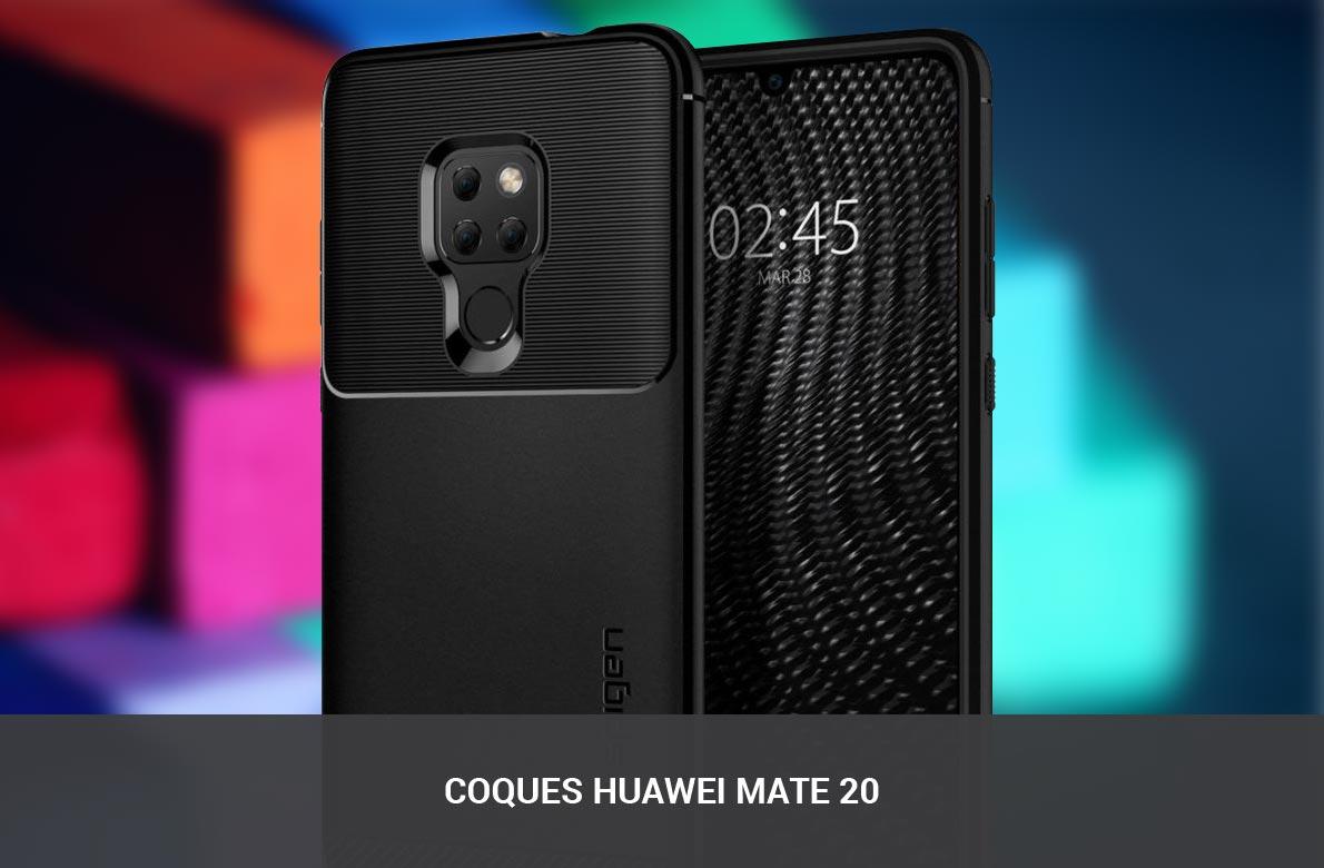 Coques Huawei Mate 20