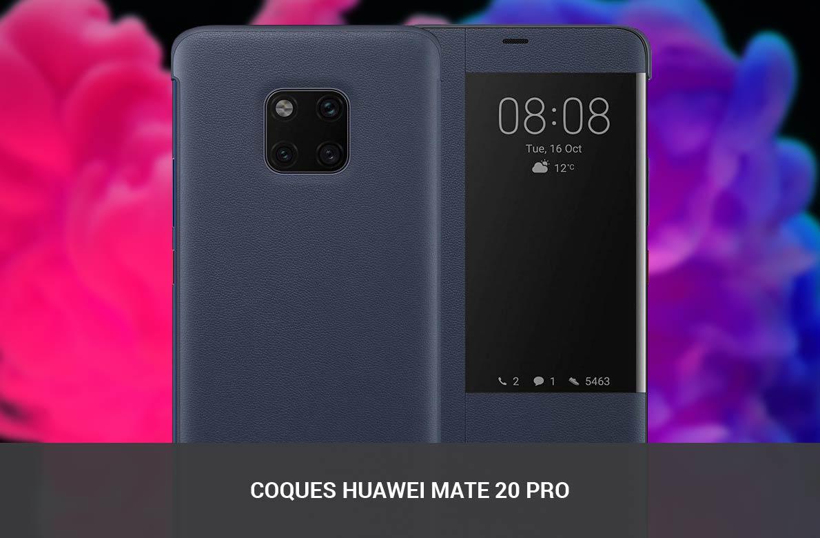 Coques Huawei Mate 20 Pro