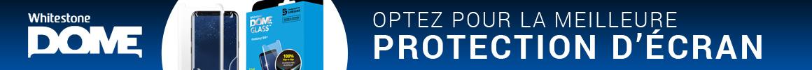 Protections d'écran Whitestone pour smartphones