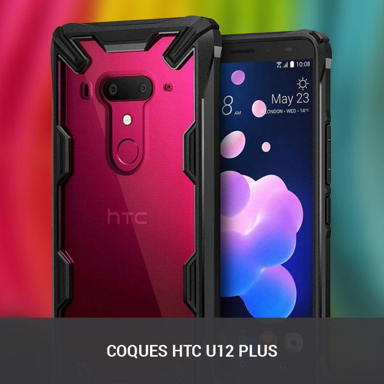 Coques Coques HTC U12 Plus