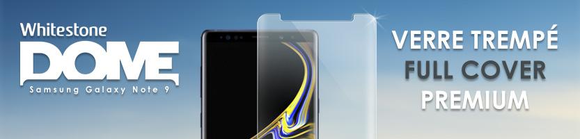 Whitestone Dome Glass Samsung Galaxy Note 9