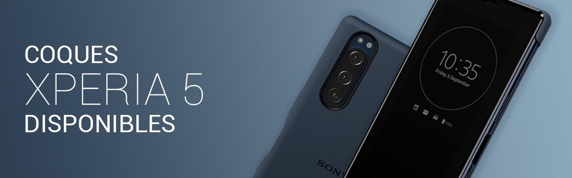 Coques Sony Xperia 5