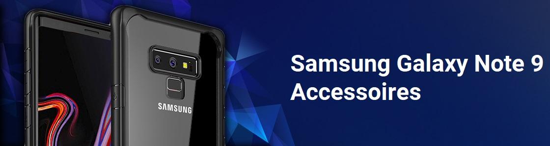 Samsung Galaxy Note 9 Accessoires