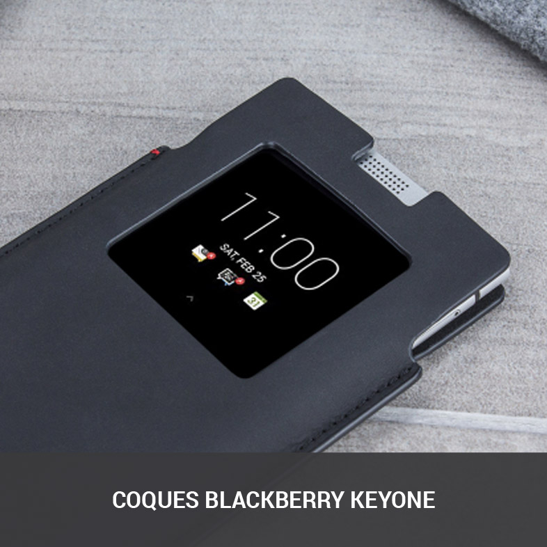 Coques BlackBerry KEYone
