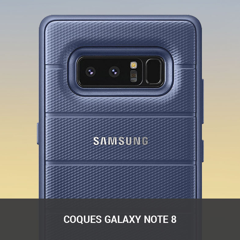 Coques Samsung Galaxy Note 8