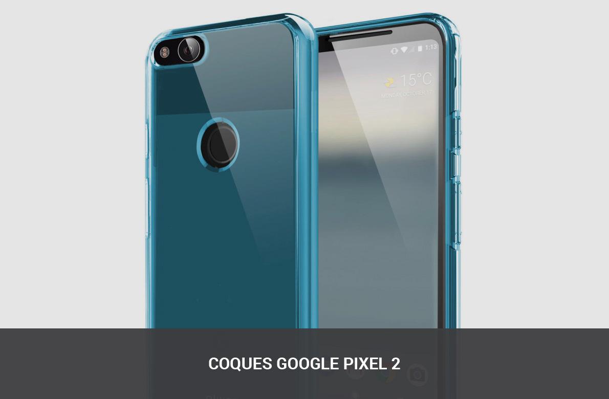 Coques Google Pixel 2