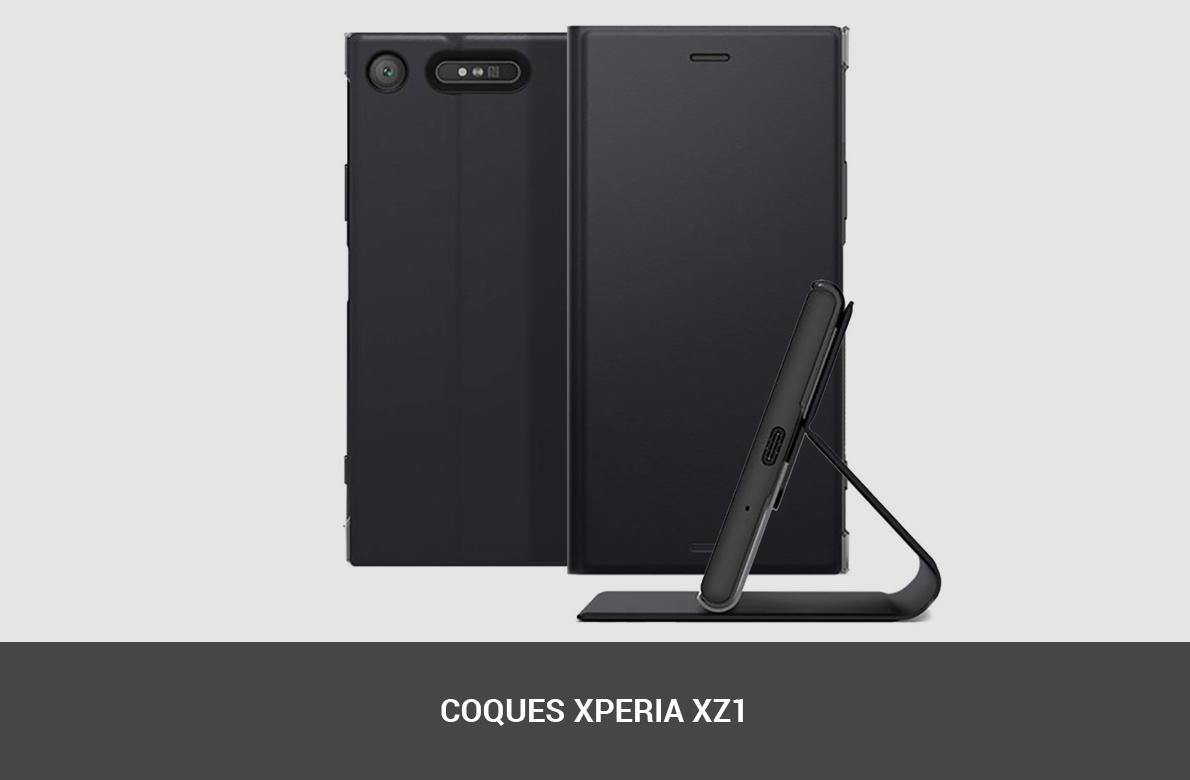 Coques Xperia XZ1