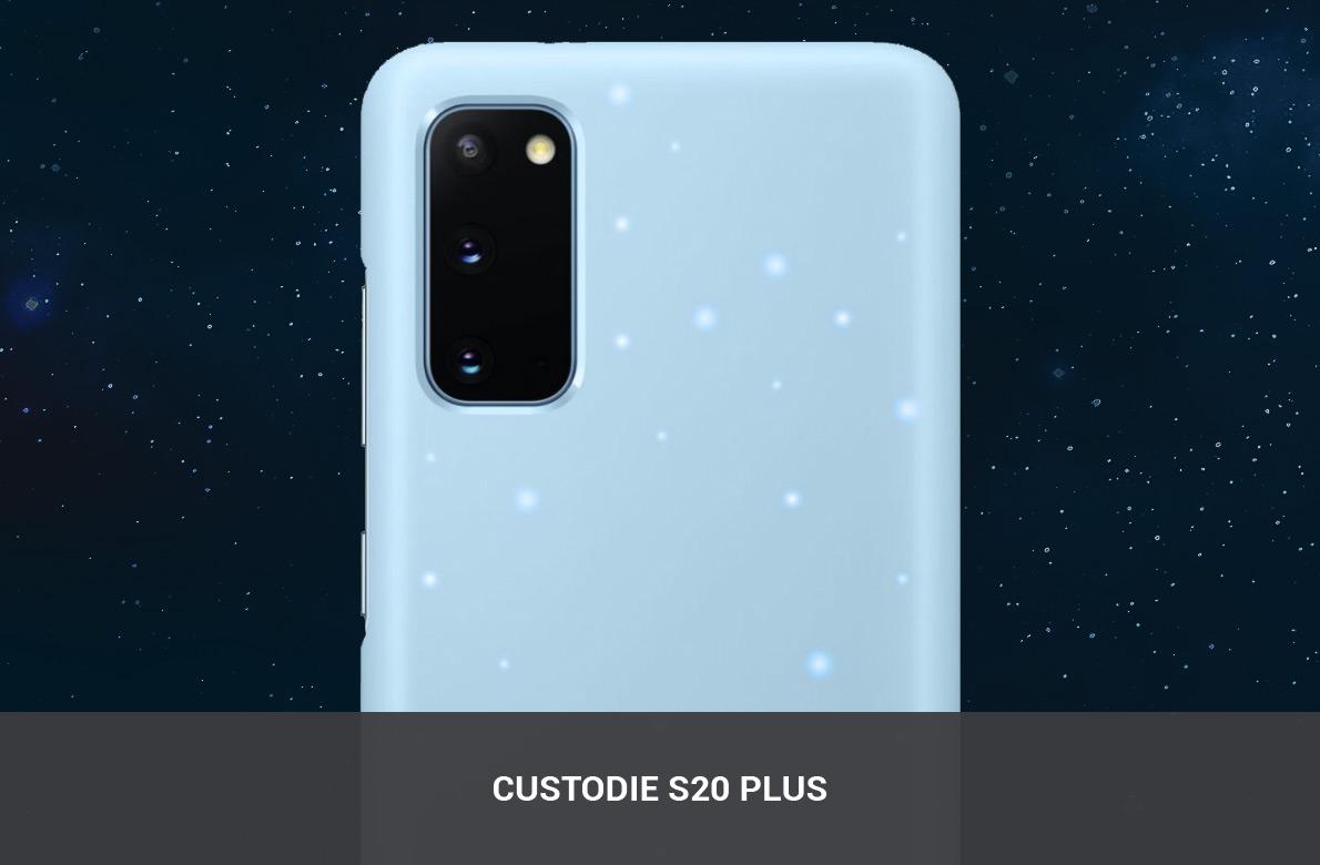 Custodie Samsung Galaxy S20 Plus