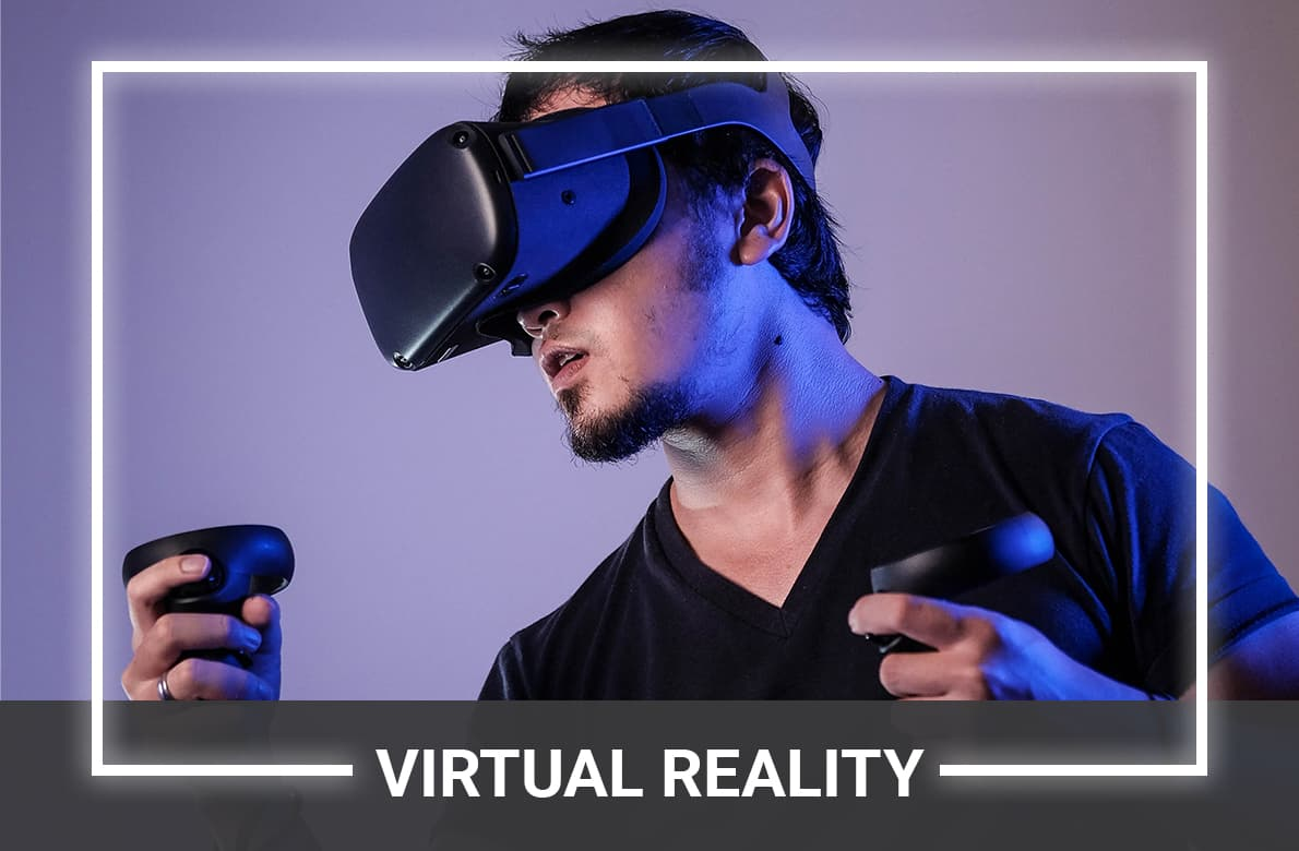 Virtual Reality Headsets & Accessories