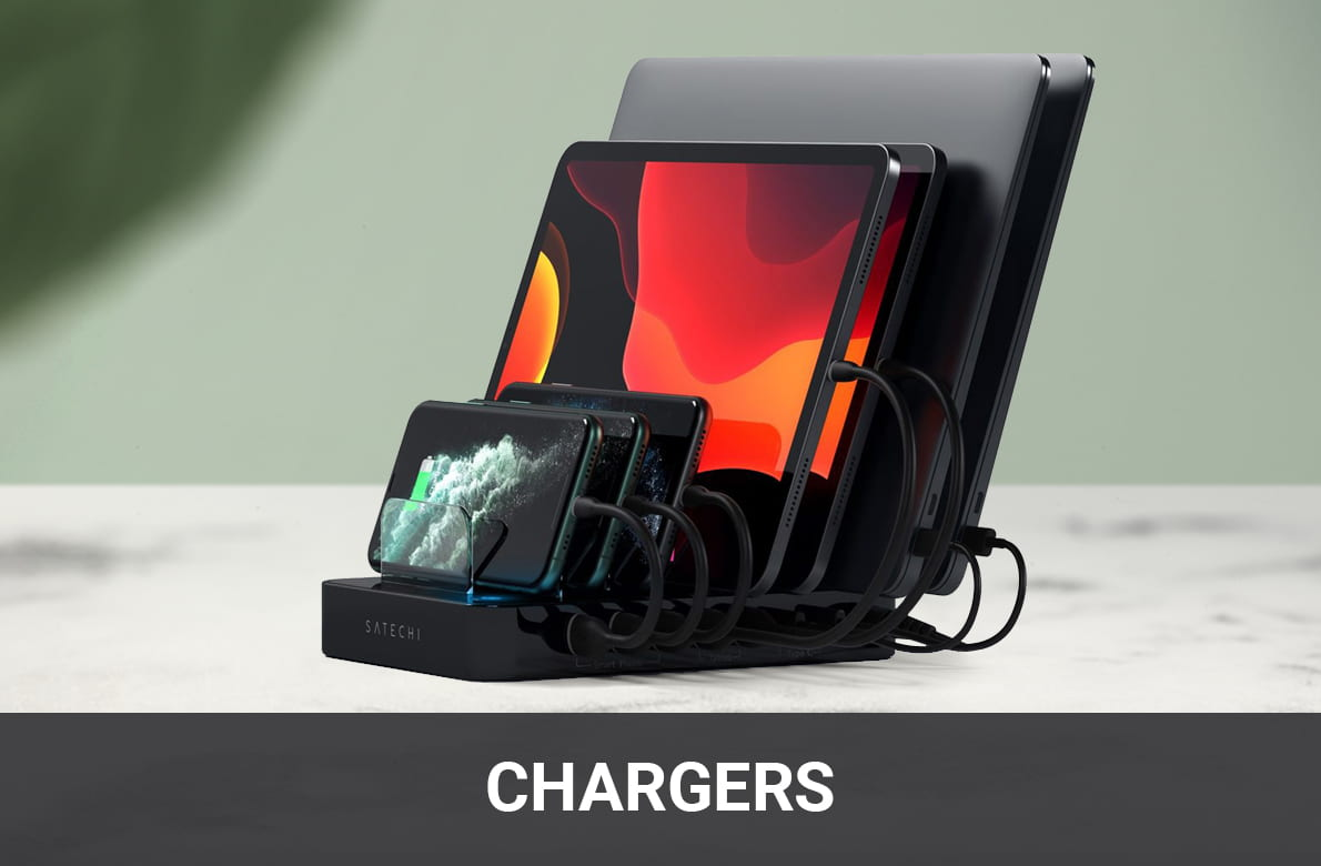 iPad Chargers