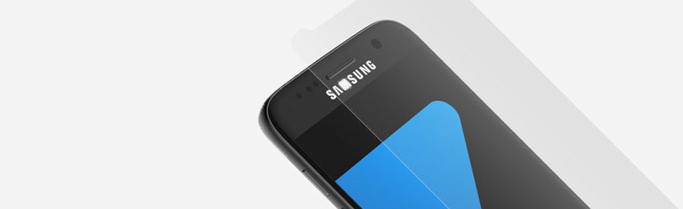 Samsung S7 Accessories Banner