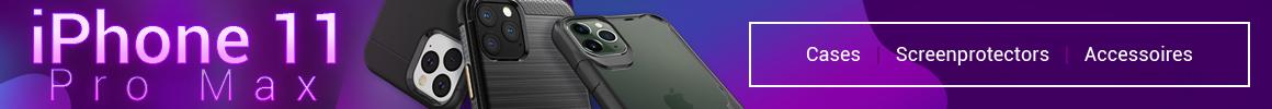 iPhone 11 Pro Max Accessoires