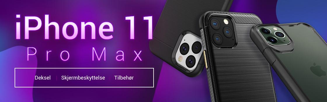 iPhone 11 Pro Max Deksel
