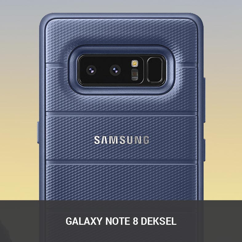 Galaxy Note 8 Deksel