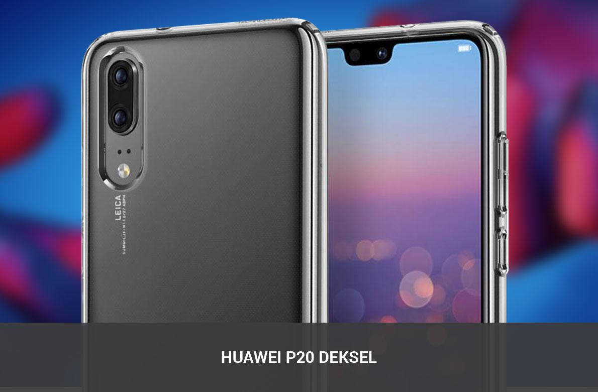 Huawei P20 Deksel