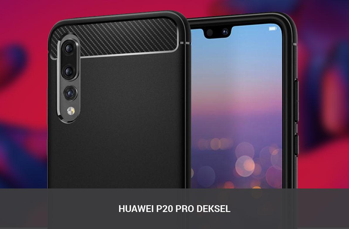Huawei P20 Pro Deksel