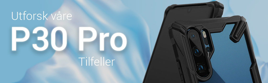 Huawei P30 Pro Deksel