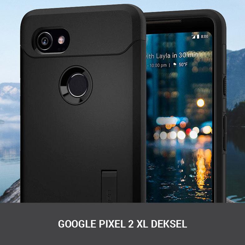 Google Pixel XL 2 Deksel