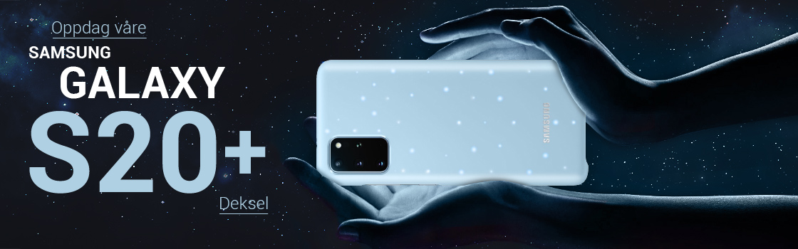 Samsung S20 Plus Deksel