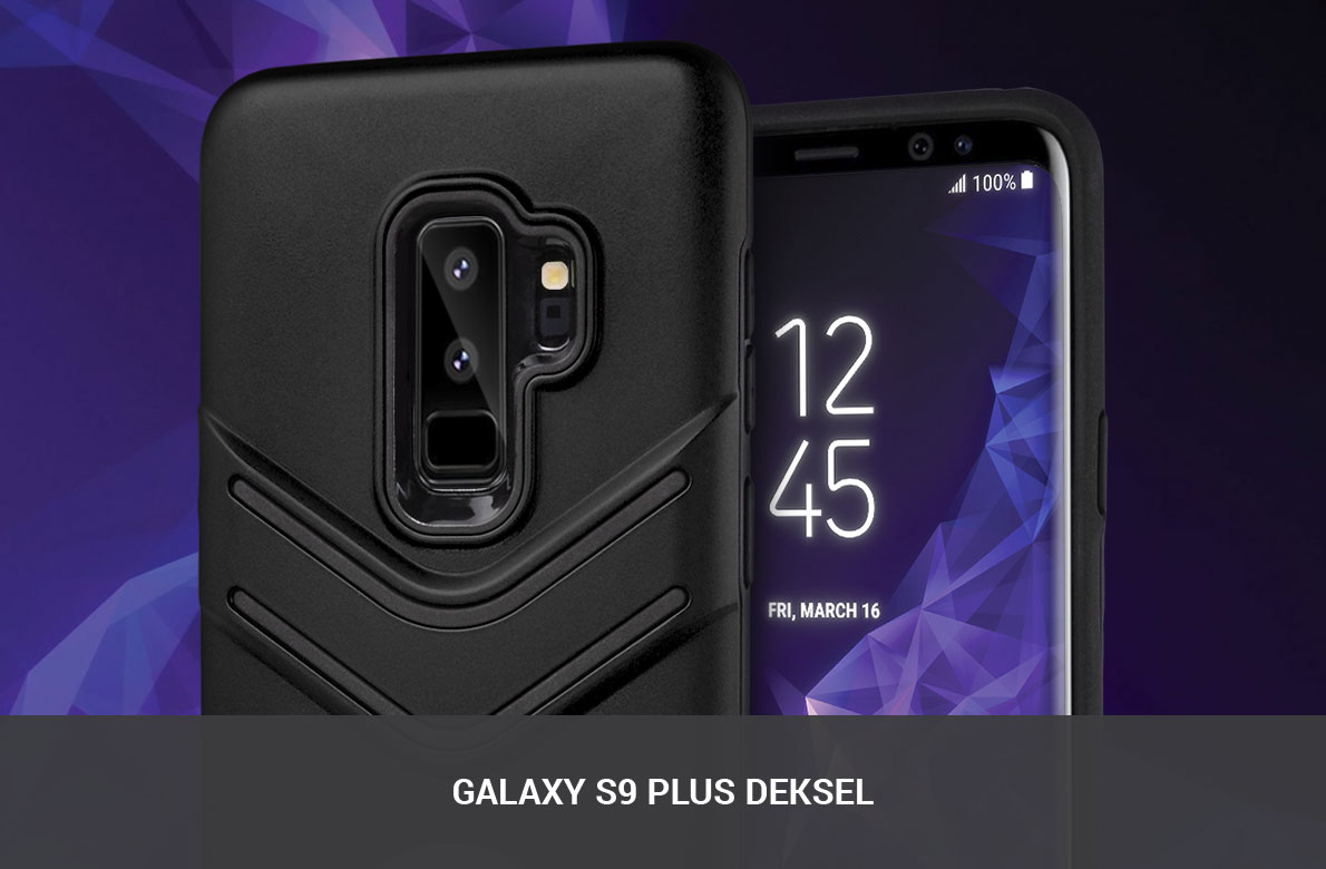 Samsung Galaxy S9 Plus Deksel