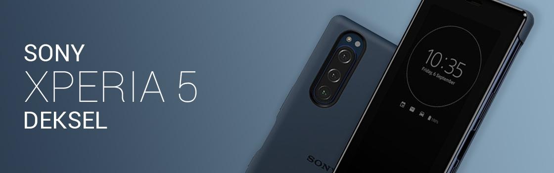 Sony Xperia 5 Deksel