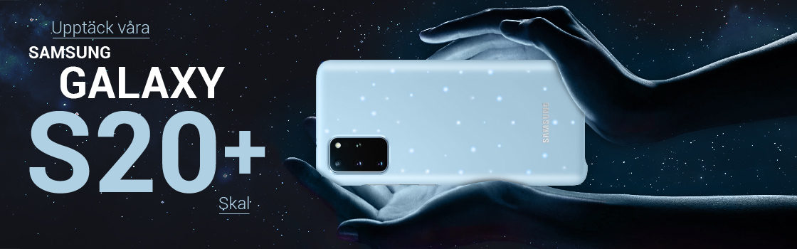 Samsung S20 Plus Skal