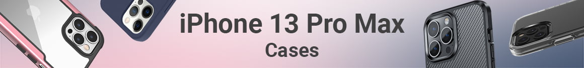 Apple iPhone 13 Pro Max Cases