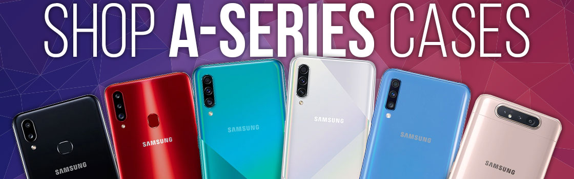 Samsung Galaxy A-Series Cases