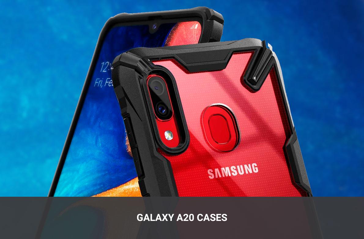 Samsung Galaxy A20 Cases