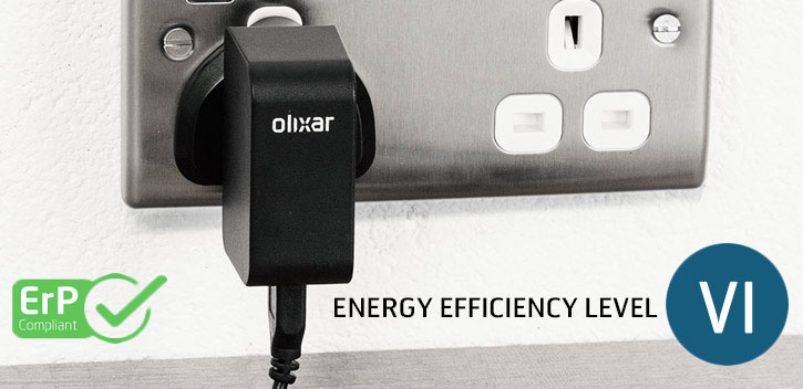 Energy Efficiency Level VI Mains Charger
