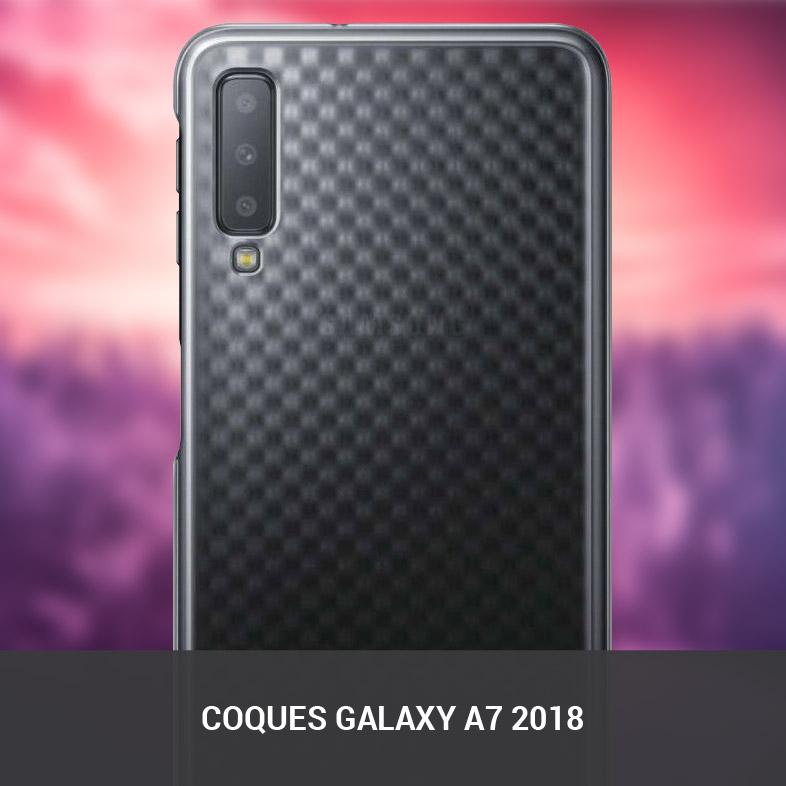 Coques Samsung A7 2018