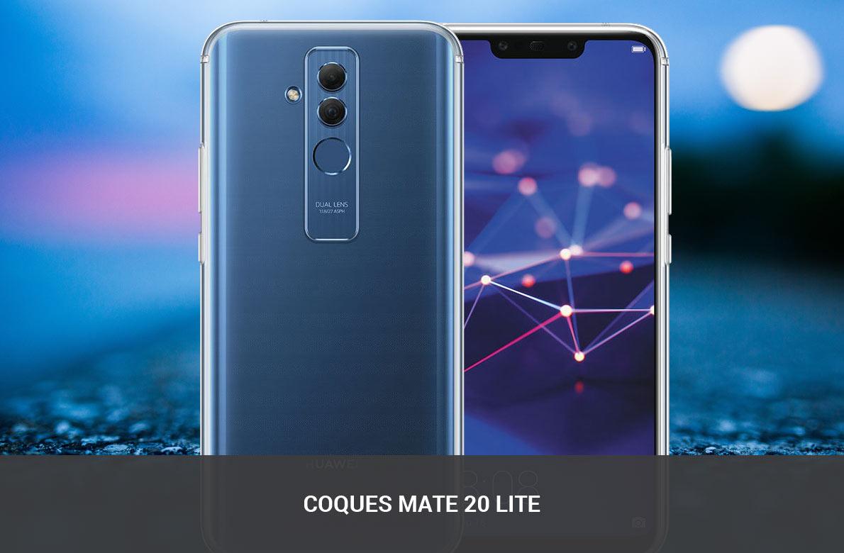 Coques Huawei Mate 20 Lite
