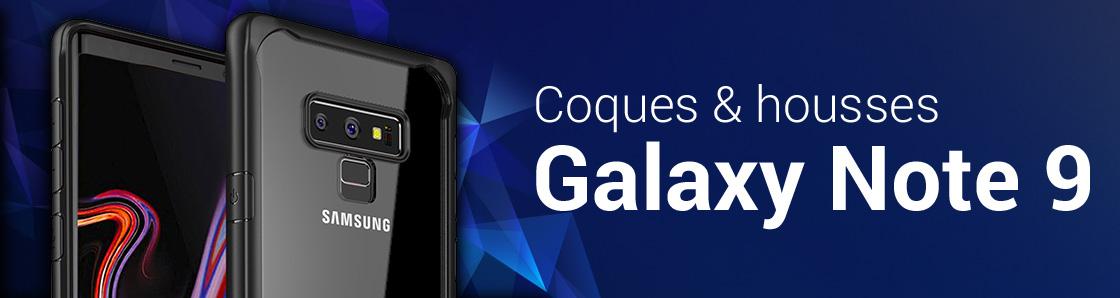 Coques Samsung Galaxy Note 9 - Trouvez la coque parfaite pour votre Samsung Galaxy Note 9
