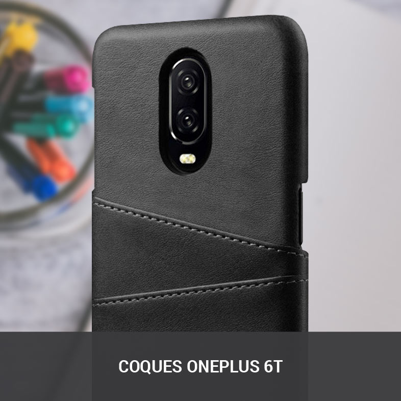 Coques OnePlus 6T