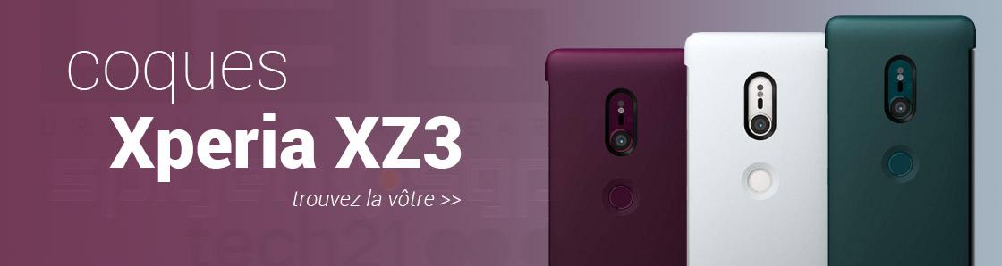 Coques Sony Xperia XZ3