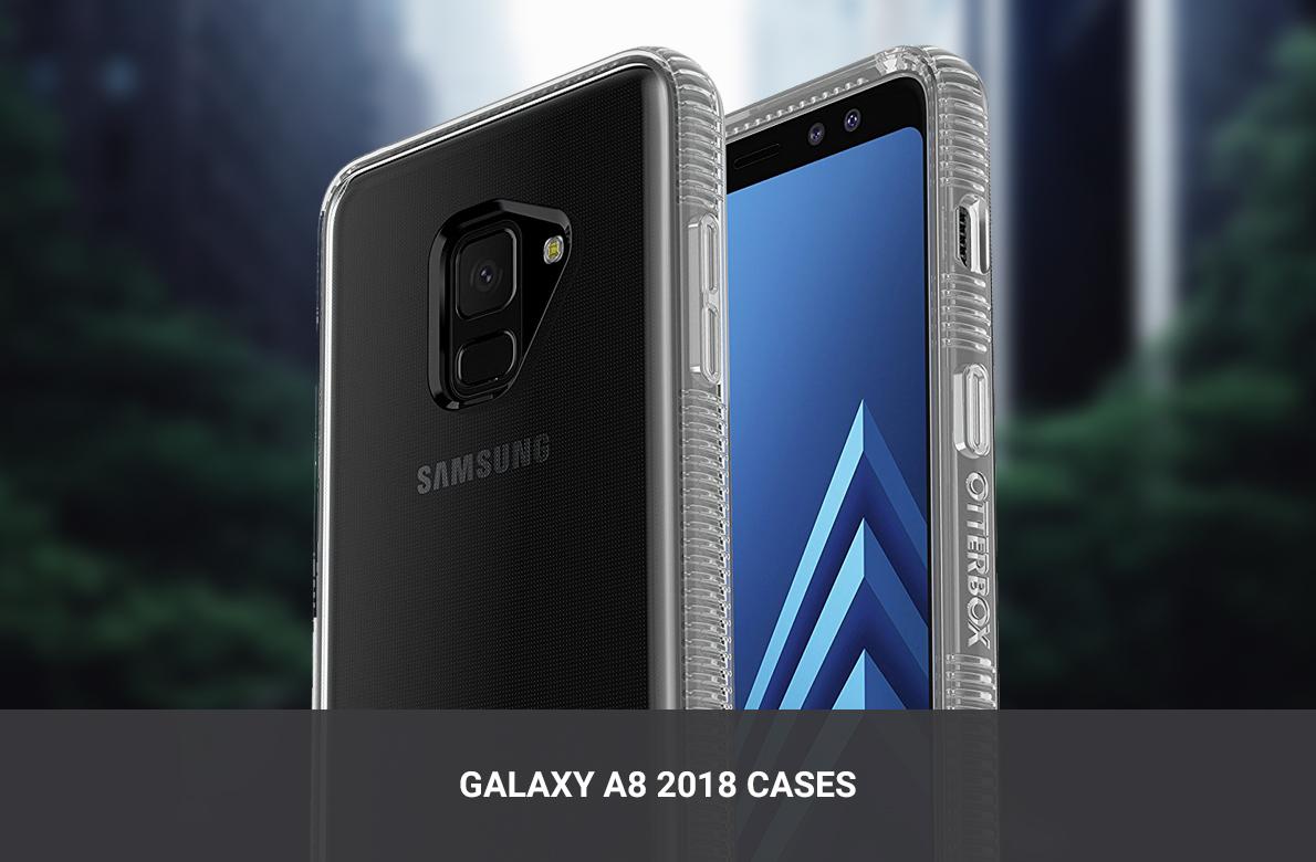 Galaxy A8 2018 Cases