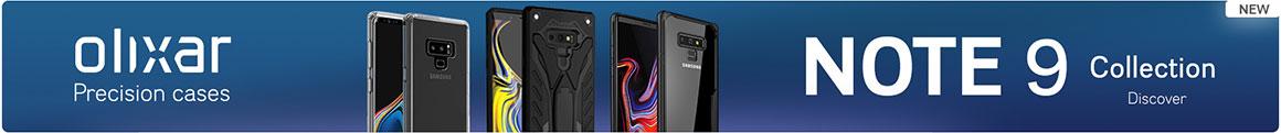 Olixar Samsung Galaxy Note 9 Cases