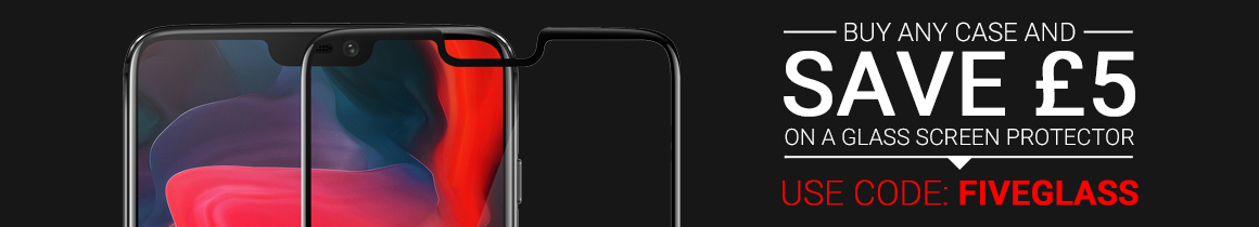 OnePlus 6 Screen Protector Offer