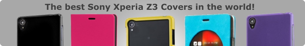 Sony Xperia Z3 Covers