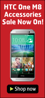 HTC One M8 Accessories Sale Now On