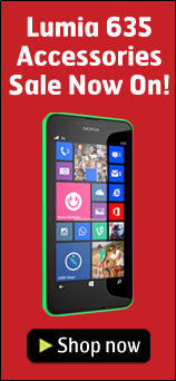Lumia 635 Accessories Sale Now On